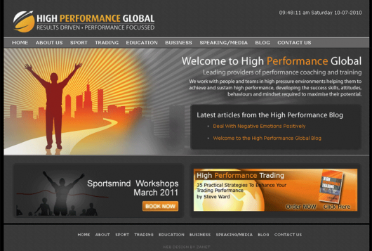 High Performance Global