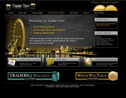 Trader Tom 2010